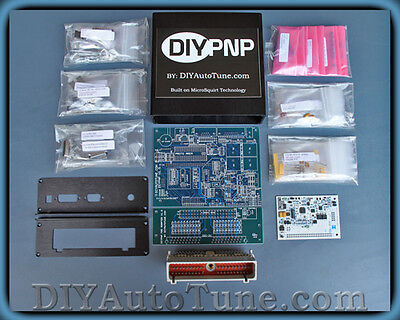 Megasquirt Fully Programable DIYPNP ECU for Mazda MX-5, inc Base Map