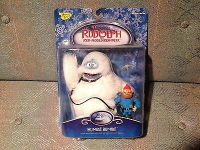 Humble Bumble Figure. Memory Lane. Rudolph the Red Nose ReinDeer