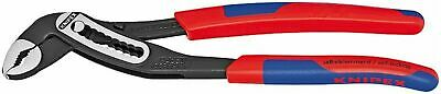 """Knipex 8802180 Alligator Water Pump Pliers 7-1/4"""" with Comfort Grips"""