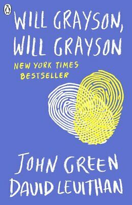 Will Grayson, Will Grayson by David Levithan Book