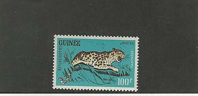 Guinea, Postage Stamp, #253 Mint NH, 1962