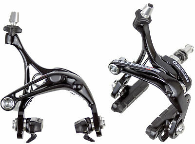 Campagnolo 2014 Record 11 Brake set Front Rear Skeleton Brakeset Calipers NEW
