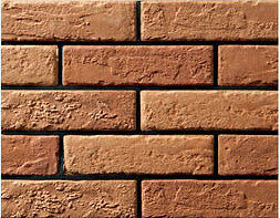Manufactured Brick Veneer Wall Siding  - Tile Brick - Oaksville