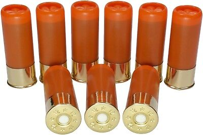 B's Dry Fire Snap Caps® Dummy 12 Gauge Training Rounds 9 X Orange - 12 Ga
