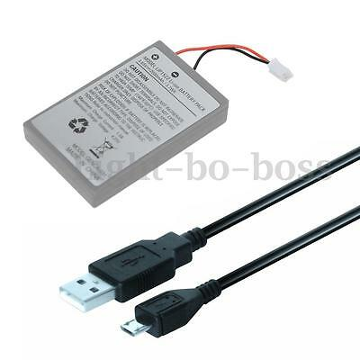 2000mah Rechargeable Battery With Charge USB Cable For Sony Playstation PS4