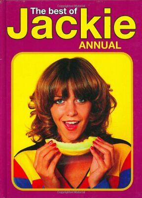 The Best of Jackie Annual (No. 1) Hardback Book The Cheap Fast Free Post
