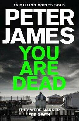 You Are Dead (Roy Grace) by James, Peter Book The Cheap Fast Free Post