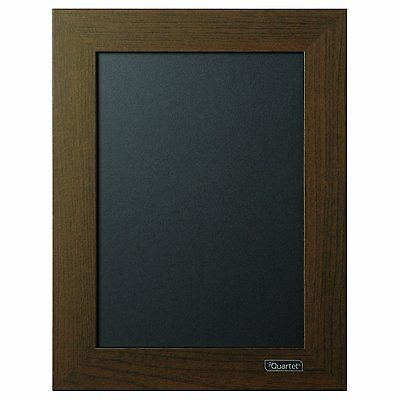 Quartet Chalkboard, 8.5 x 11 Inches, Wood Finish Frame (80214) Chalkboard measur