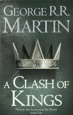 A Clash of Kings (Reissue) (A Song of Ice and Fire, Bo... by Martin, George R.R.