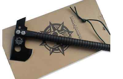 Tactical Military Army Rescue  Fire Survival Police Bush Axe Thomahawk Hatchet