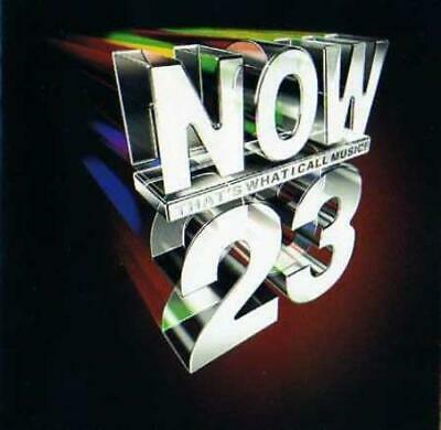 Various Artists : Now Thats What I Call Music! 23 CD