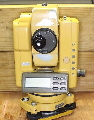 Topcon Gts-302 Electronic Total Station