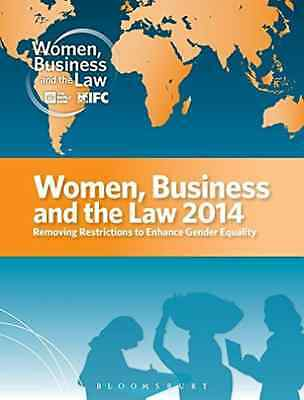 The World Bank-Women  Business And The Law BOOK NEU