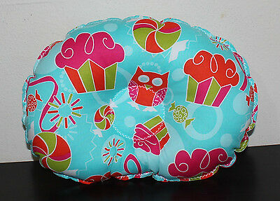 *NEW*  Handmade Infant Prevent Flathead Baby pillow - Sweet Shop Allower