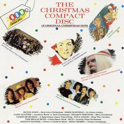 Now Thats What I Call Music - The Christmas Compact Disc (1986) CD Amazing Value