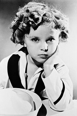 Shirley Temple 11x17 Mini Poster early cute pose smiling