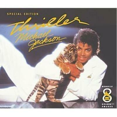 Michael Jackson : Thriller (Remastered) CD