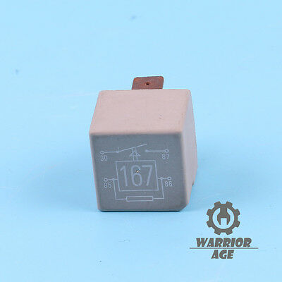 OE #167 Contact Close Fuel Pump Relay 191906383C For VW Golf Polo Audi A3 TT New