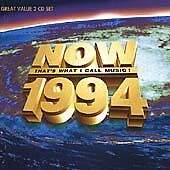 Various : Now Thats What I Call Music! 1994 CD Expertly Refurbished Product