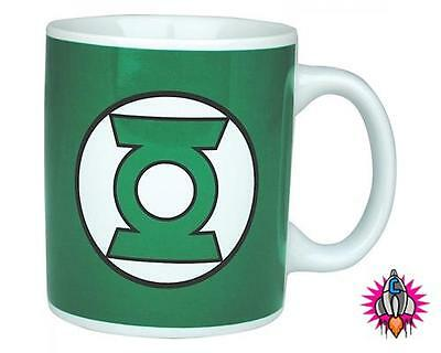 New Dc Comics Justice League Green Lantern Tea Coffee Mug Cup Gift Boxed