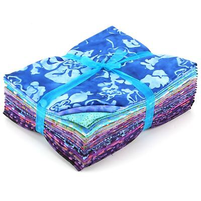 Fabric Fat Quarter Bundle Cotton Craft Pre Cut Quilting Patchwork Sew Assorted