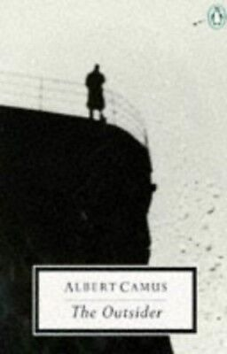 The Outsider, Albert Camus Paperback Book The Cheap Fast Free Post
