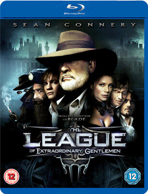 The League of Extraordinary Gentlemen Blu-ray (2007) Sean Connery