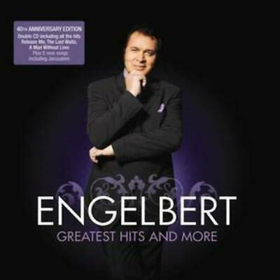 Engelbert Humperdinck : The Greatest Hits and More CD (2007)