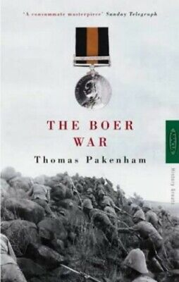 The Boer War by Pakenham, Thomas Paperback Book The Cheap Fast Free Post