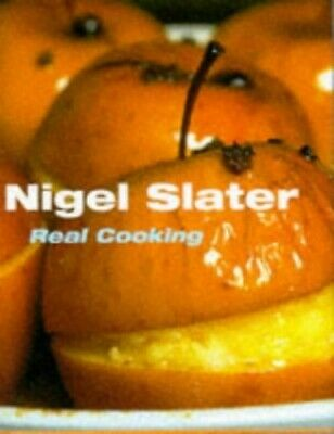 Real Cooking, Slater, Nigel Hardback Book The Cheap Fast Free Post