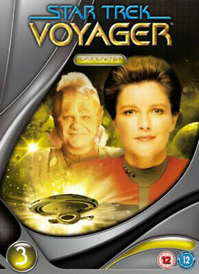 Star Trek Voyager: Season 3 DVD (2007) Kate Mulgrew, Kolbe (DIR) cert 12