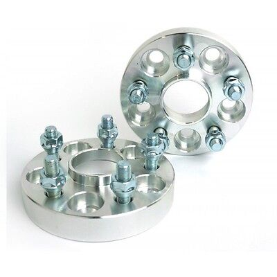 2 X Wheel Spacers 5X4.5 5X114.3 | 70.3 CB | 25MM For Mustang Cobra SVT Shelby GT