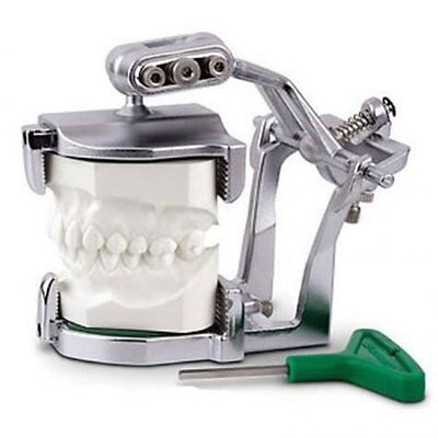USA!! Adjustable Magnetic Articulator Dental Lab Equipment For Dentist clinic CE
