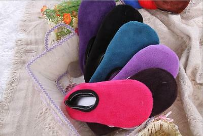 1Pair Slipper Socks Ballerina Womens Fleece Gripper Footsies Slippers Fluffy B