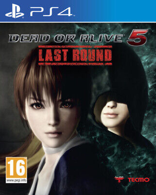 Dead or Alive 5: Last Round (PS4) VideoGames