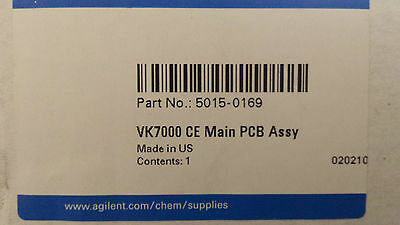 Agilent 5015-0169. Main PCB Assembly, used with 7000 and 7010 Apparatus