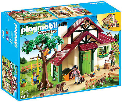 Playmobil - Country - 6811 - Forsthaus - NEU OVP