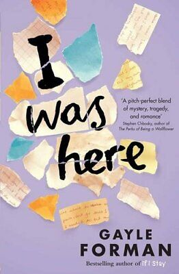 I Was Here by Forman, Gayle Book The Cheap Fast Free Post