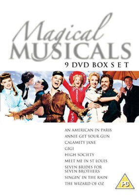 Magical Musicals Collection DVD (2009) Gene Kelly