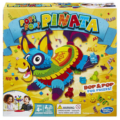 Pop Pop Pinata Game By Hasbro NEW