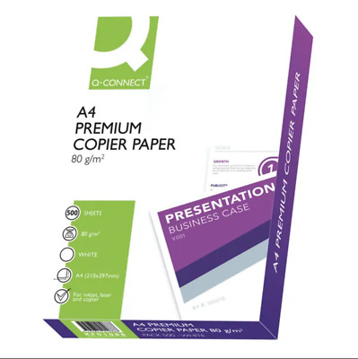 Office Depot Advanced Laser 90 Gsm White A4 Paper Multilisting 1 2 3 4 5 + Boxes