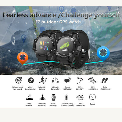 LG118 NFC Waterproof Bluetooth Smart Wrist Watch For IOS iPhone Android Samsung