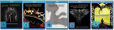 Game of Thrones Staffel 1-5 (1+2+3+4+5) Blu-ray Set NEU OVP