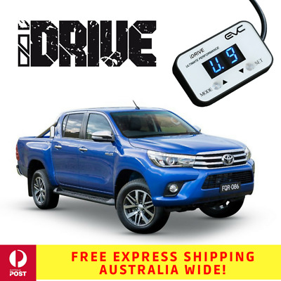 iDRIVE Sprint Throttle Controller to suit Toyota Hilux 2005 - 2015