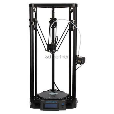 Anycubic Newest Pulley Version DIY full Self-assembly Kossel 3D Printer DIY