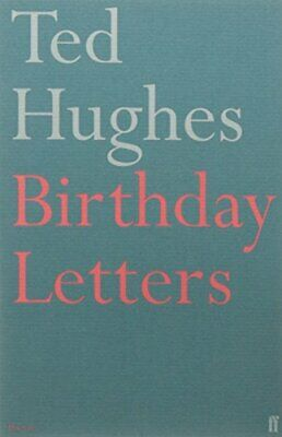 Birthday Letters by Hughes, Ted Paperback Book The Cheap Fast Free Post