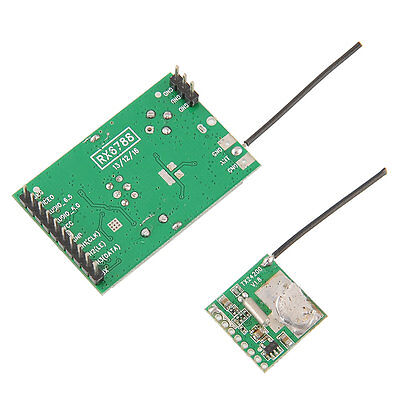 small 600M 2.4G Remote Wireless Image Video Transmitter + 2.4G AV  Module Set