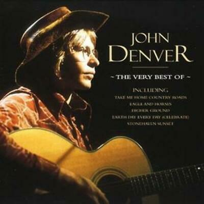 John Denver : The Very Best Of CD (2008) Highly Rated eBay Seller, Great Prices