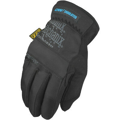 Mechanix Wear Fastfit Insulated Cold Weather Warm Patrol Work Mens Gloves Black