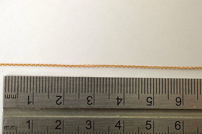 Ultra Fine Chain For Cranes & Oo Scale Model Railway - 35 Links Per Inch Cx-003